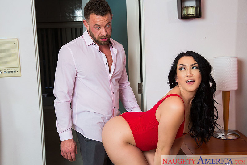 My Daughter is Hot Friend – Mandy Muse Watch slutty Mandy Muse fuck her friends dad