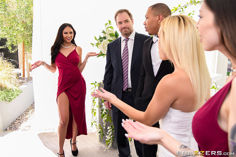 Brazzers Exxtra – Ariana Marie The Bangin Bridesmaid