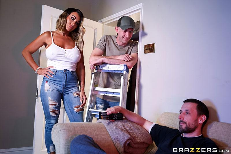 Milfs Like It Big – Aubrey Black A Step Above My Husband