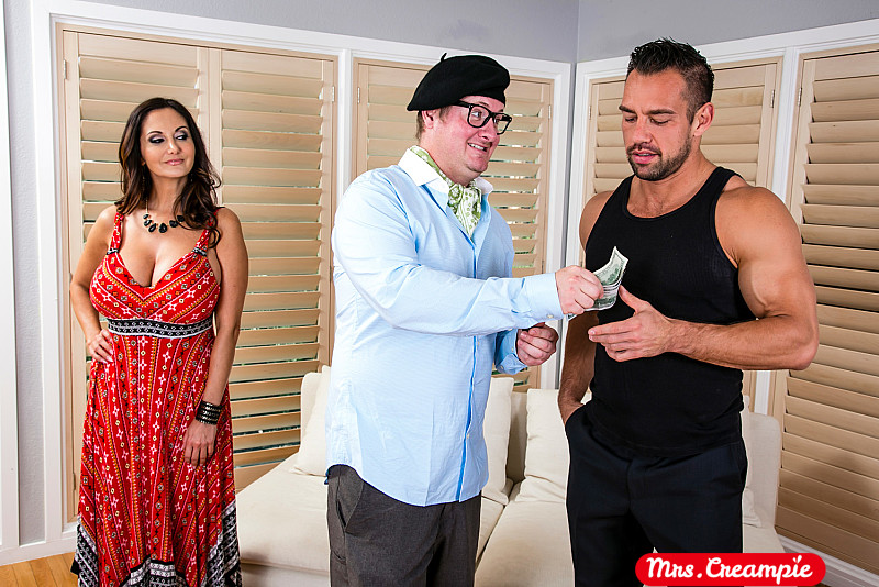 Mrs. Creampie – Ava Addams gets needs meet by dancing instructor her husband hired
