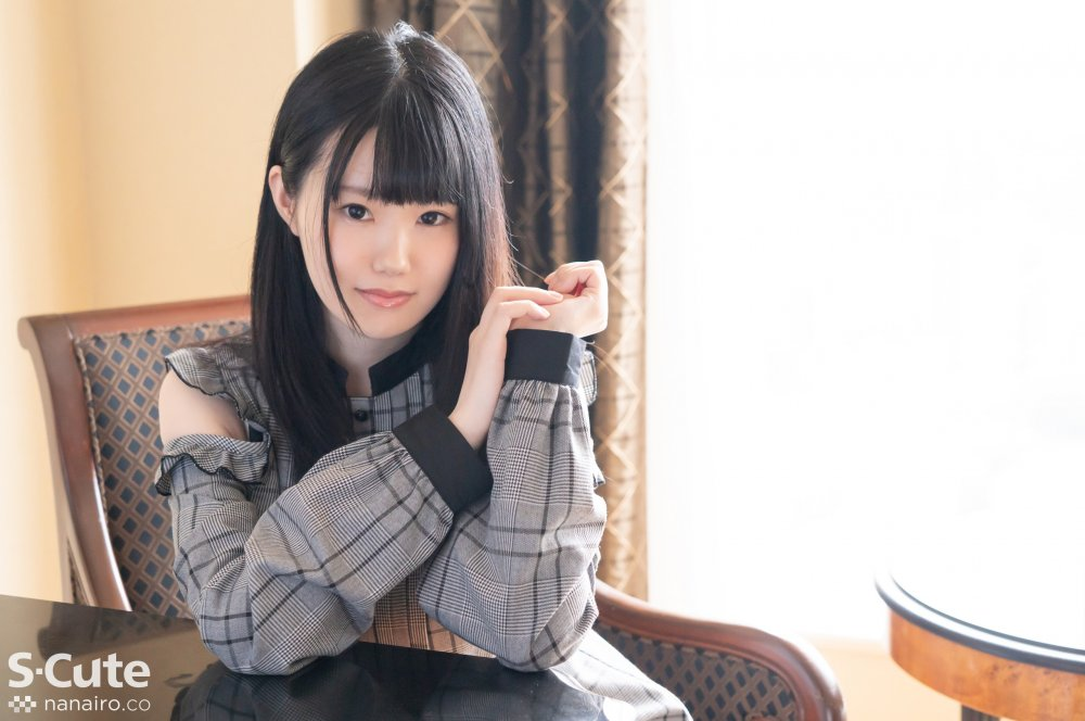 S-Cute 849_risa_01 Uncensored Leaked【モザイク破壊版】 華奢な黒髪美少女の背徳SEX/Risa